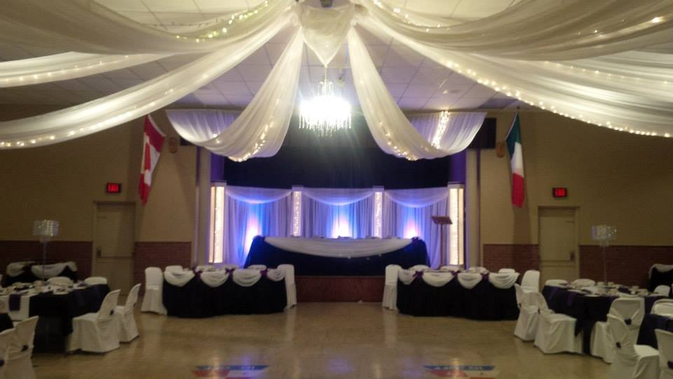 The Colombo Club of Oxford | Wedding decorations